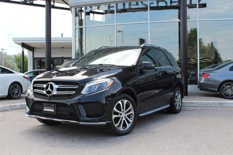 Certified Pre-Owned 2016 Mercedes-Benz GLE 4MATIC