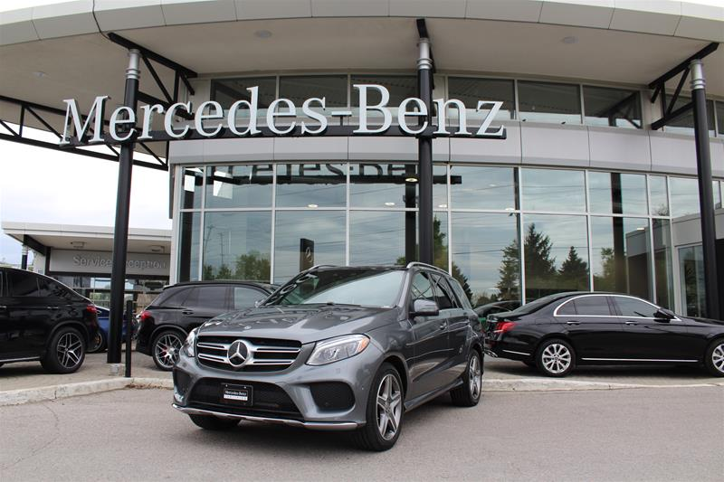 Certified Used 2018 Mercedes-Benz GLE 400 4MATIC® SUV