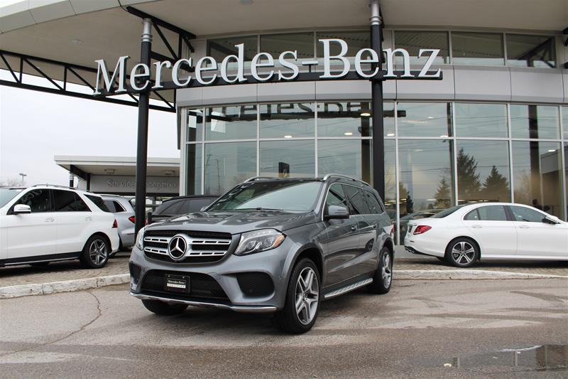 Certified Pre-Owned 2018 Mercedes-Benz GLS 4MATIC SUV