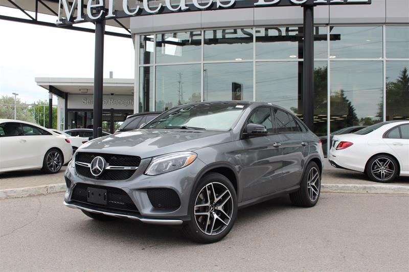 New 2019 Mercedes-Benz GLE 4MATIC Coupe