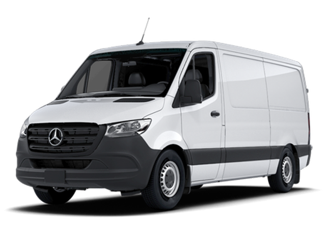 New 2019 Mercedes-Benz Sprinter 2500 Cargo