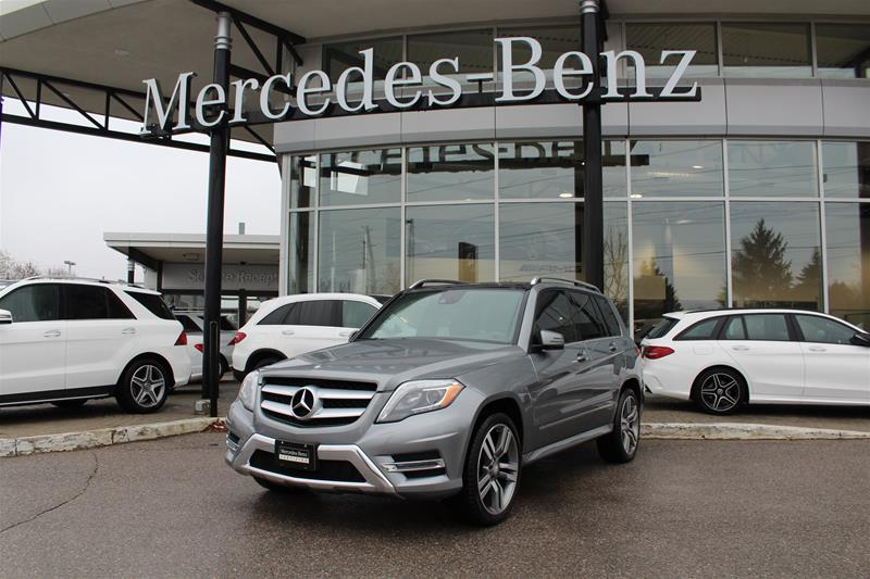 Pre-Owned 2015 Mercedes-Benz GLK250 BlueTEC® 4MATIC