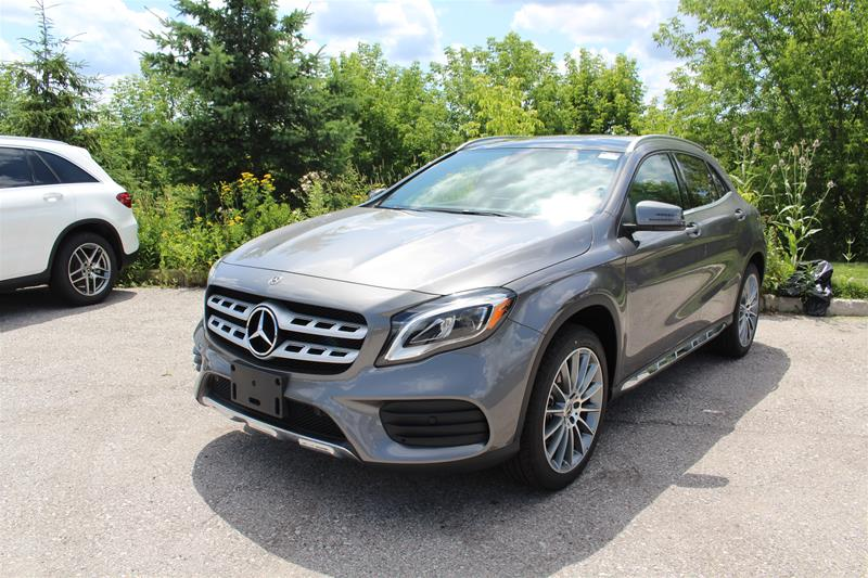 Used 2019 Mercedes-Benz GLA 250 4MATIC® SUV