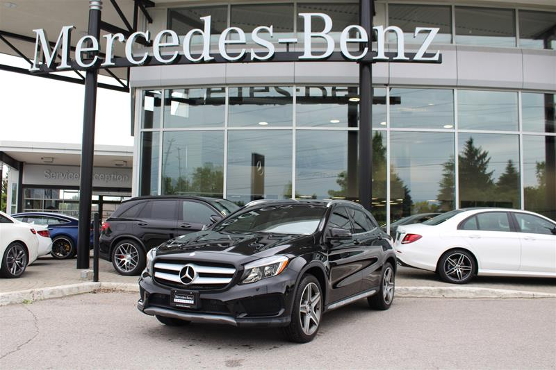 Pre-Owned 2015 Mercedes-Benz GLA250 4MATIC®