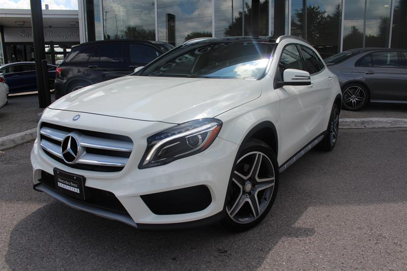 Certified Pre-Owned 2016 Mercedes-Benz GLA 4MATIC SUV