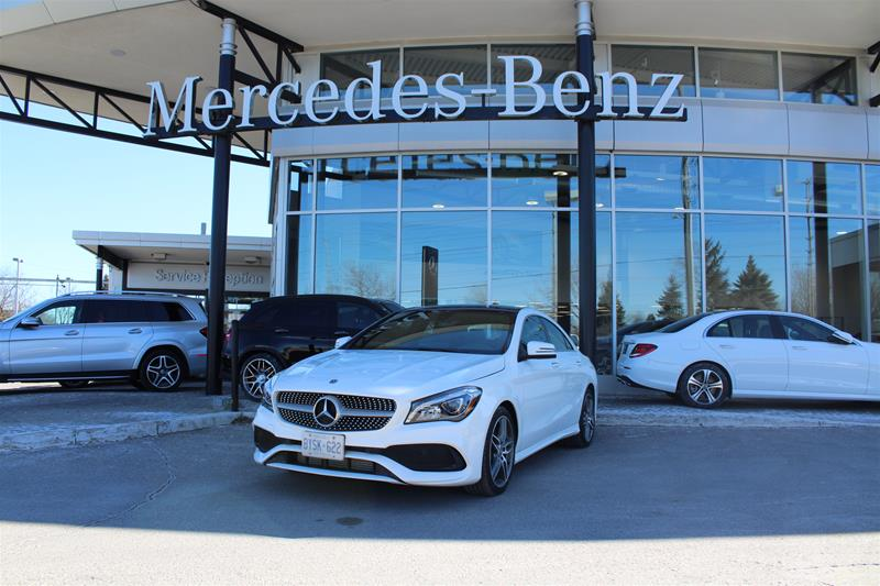 Pre-Owned 2019 Mercedes-Benz CLA 4MATIC Coupe
