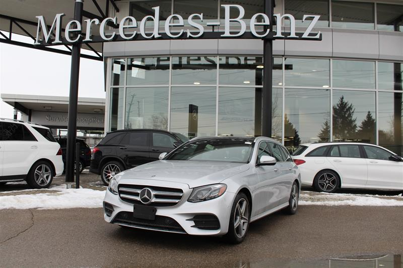 Pre-Owned 2019 Mercedes-Benz E-Class 4MATIC Wagon