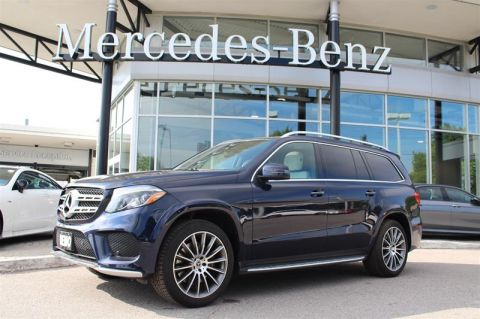 Pre-Owned 2019 Mercedes-Benz GLS 4MATIC SUV