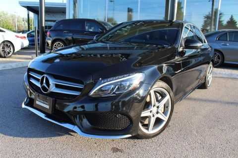 Certified Pre-Owned 2016 Mercedes-Benz C-Class 4MATIC Sedan