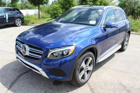 New 2019 Mercedes-Benz GLC 4MATIC SUV