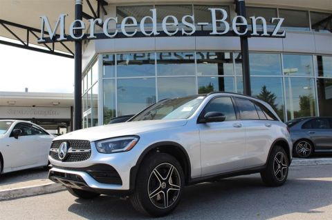 Pre-Owned 2020 Mercedes-Benz GLC 4MATIC SUV