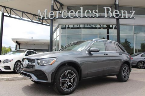 New 2020 Mercedes-Benz GLC 4MATIC SUV