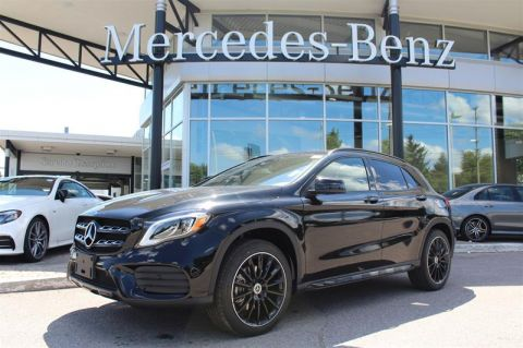 New 2020 Mercedes-Benz GLA 4MATIC SUV