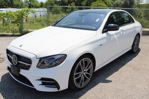 New 2019 Mercedes-Benz E-Class 4MATIC+ Sedan