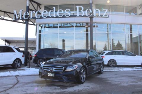 Pre-Owned 2019 Mercedes-Benz E-Class 4MATIC Sedan